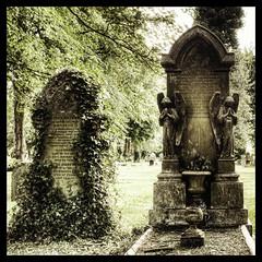 Kingston Cemetery Tombstones