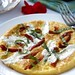 Caprese Frittata with Sun-Dried Tomatoes, Fresh Mozzarella & Basil Recipe