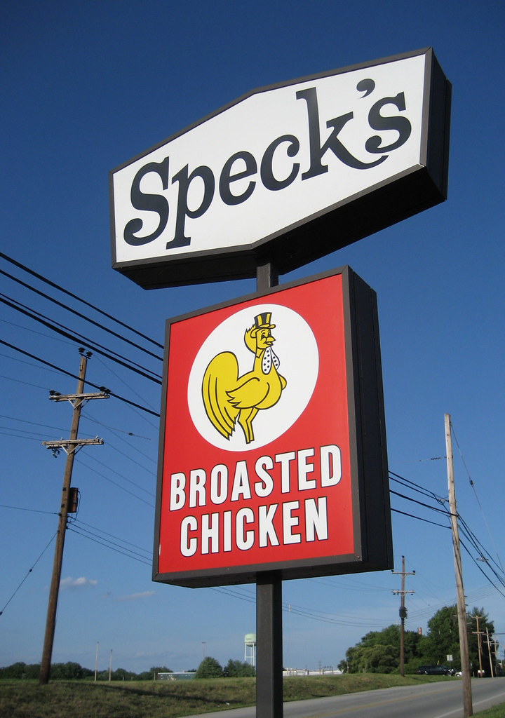 speck's sign