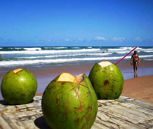 brake to coconut water
