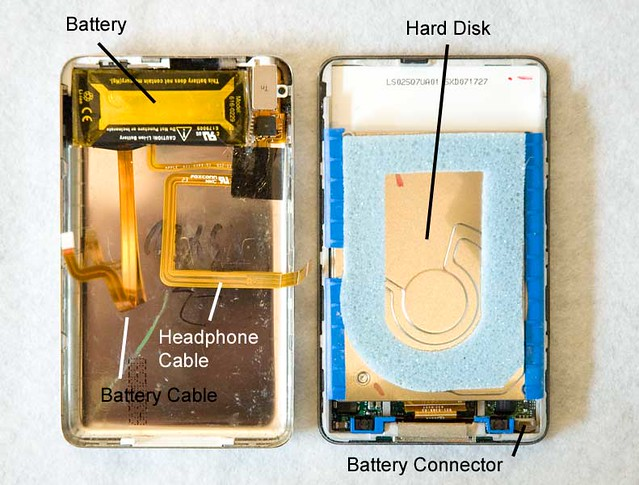 iPod Headphone Jack Repair