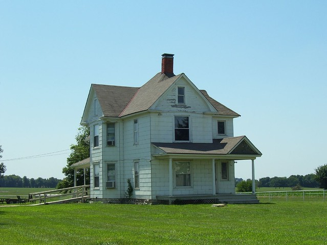 Kansas Farm House Flickr Photo Sharing