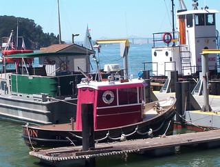 Cutest. Tugboat. Ever.