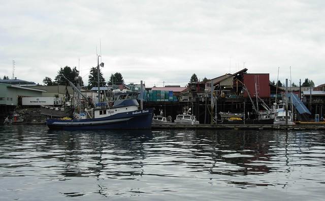 Fishing boats at petersburg harbor flickr photo sharing for Petersburg alaska fishing