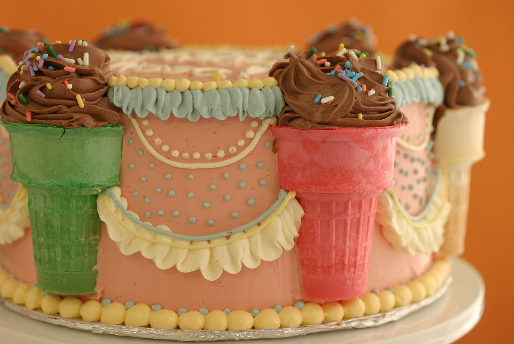 Elissas Birthday Cake