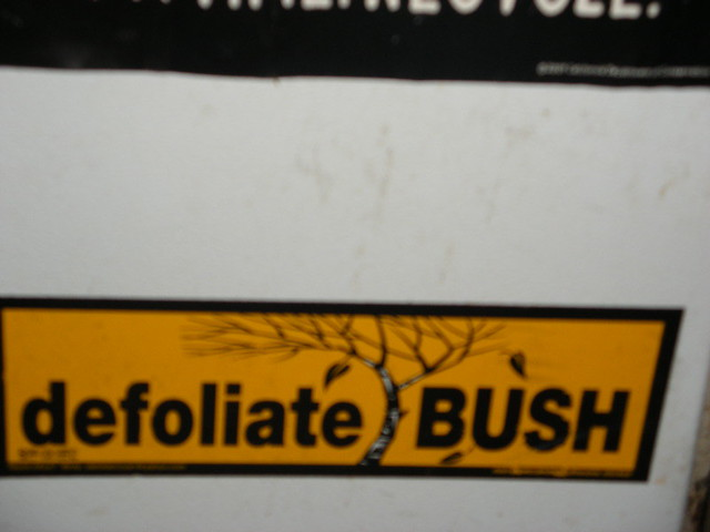 Header of defoliate