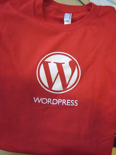 Wordpress tshirt