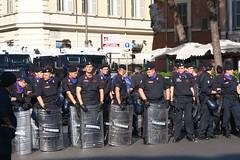 Rome Demonstration