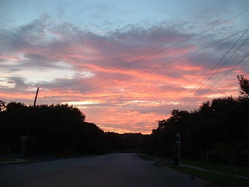 sunrise austin texas texassunsets 77377 texasmusician jessecsmithjr thetomballblogger