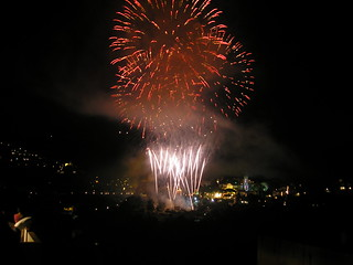 Fireworks for S. Pantaleone (3)