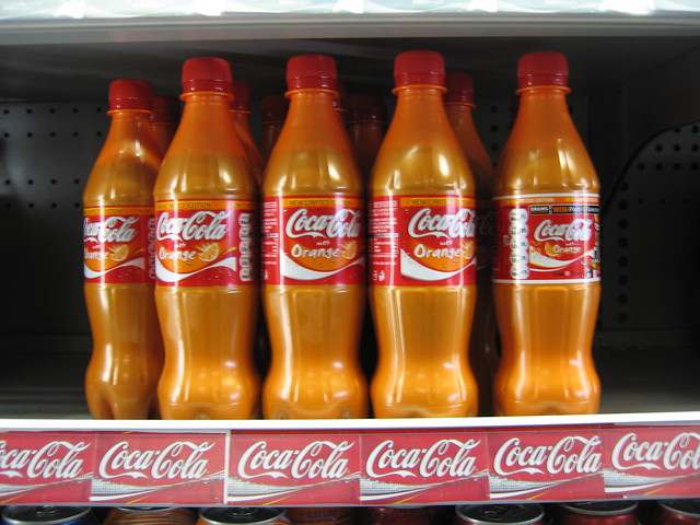 coca cola orange flickr photo sharing. Black Bedroom Furniture Sets. Home Design Ideas