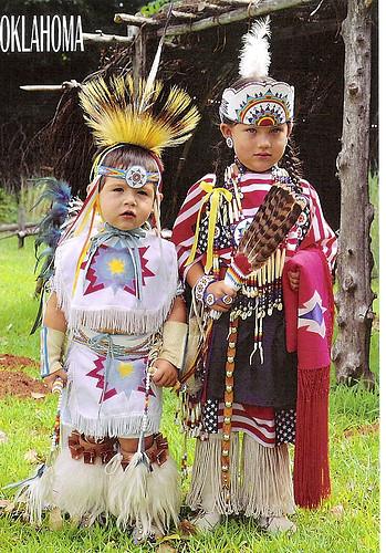 US | Oklahoma | Native American children | Flickr - Photo ...