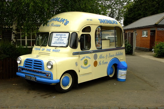 bedford ca ice cream van flickr photo sharing. Black Bedroom Furniture Sets. Home Design Ideas