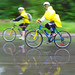 Tour de L'ile de Montreal - Cycling in the Rain by Anirudh Koul