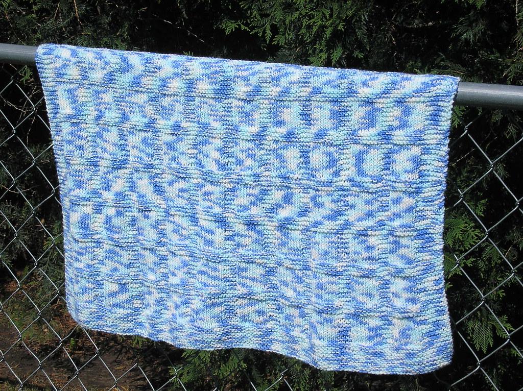 Baby Blanket Knitting Patterns Free Knitting Patterns