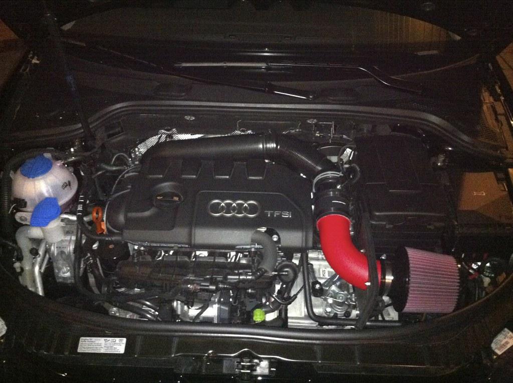 VWVortex com - Louder Intake/Turbo sound on 2 0TFSI