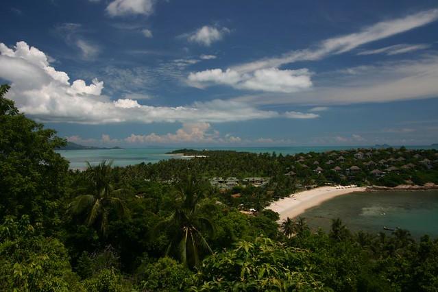 Fantastic views on Koh Samui...
