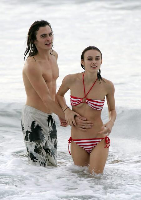 Photo Keira Knightley in bikini