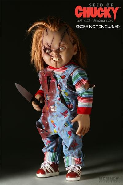 Toys R Us Chucky : Life size chucky