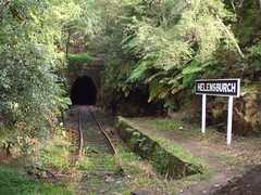 Old Helensburgh Train Station