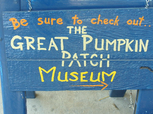 Get Your Pumpkin Patch Wayfinding Signs made with FASTSIGNS