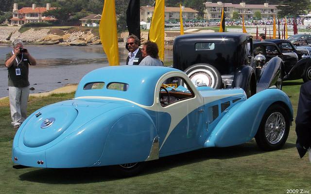 1937 Bugatti Type 57SC Atalante Coupé - rvr | Flickr - Photo Sharing!