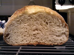 whole grain(0.0), sliced bread(0.0), baking(1.0), beer bread(1.0), bread(1.0), rye bread(1.0), baked goods(1.0), ciabatta(1.0), food(1.0), brown bread(1.0), soda bread(1.0), brioche(1.0), sourdough(1.0),