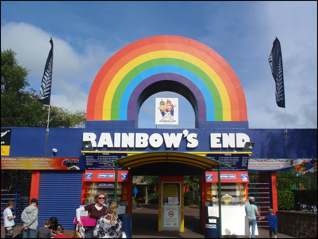 Welcome to Rainbow's End!