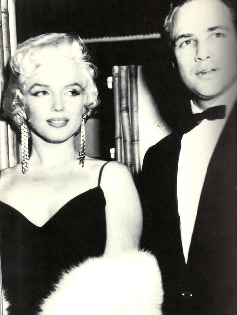 Marilyn Monroe and Marlon Brando | Flickr - Photo Sharing!