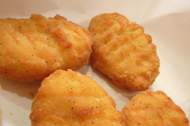 Best Chicken Nuggets Fasdt Food