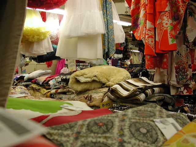 Tokyo Thrift Store from Flickr via Wylio