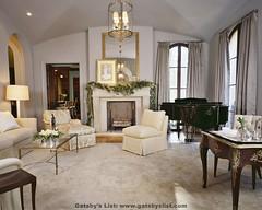 Villa Sienna living room