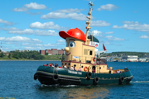 Theodore Tugboat @ Halifax Harbour (20070820-150109-PJG)