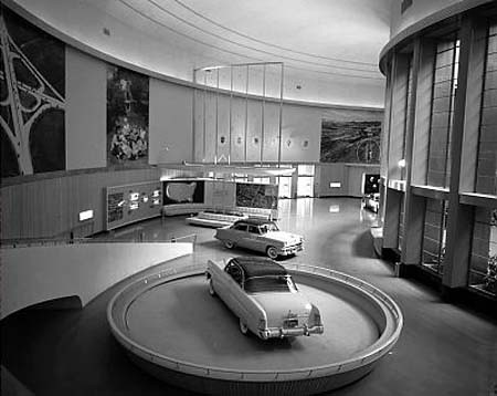 Ford Rotunda Building 1956 Flickr Photo Sharing