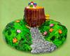 Sad Fairy Cake