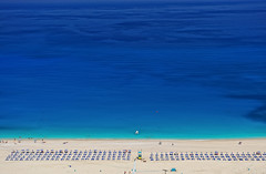 Myrtos Beach, Kefallonia, Greece by ConstantineD