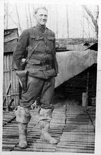 1er Americain en Lorraine -(photo VestPocket Kodak Marius Vasse 1891-1987)