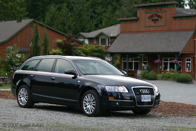 2007 audi a6 avant flickr photo sharing. Black Bedroom Furniture Sets. Home Design Ideas