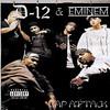 d12 and eminem - rap attack (front)