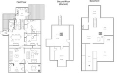 technical drawing, line, diagram, floor plan, drawing,