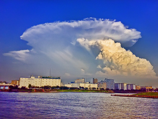 Tokyo Cumulonimbus
