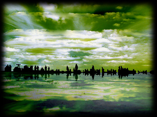 pakistan green beach clouds interesting adobephotoshop dream olympus ps dreamlike karachi sindh creations khatri aplusphoto aliraza