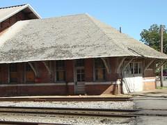 Carrollton Georgia Train Depot