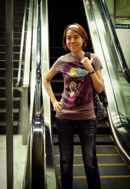 T-shirt - Hello My Darling