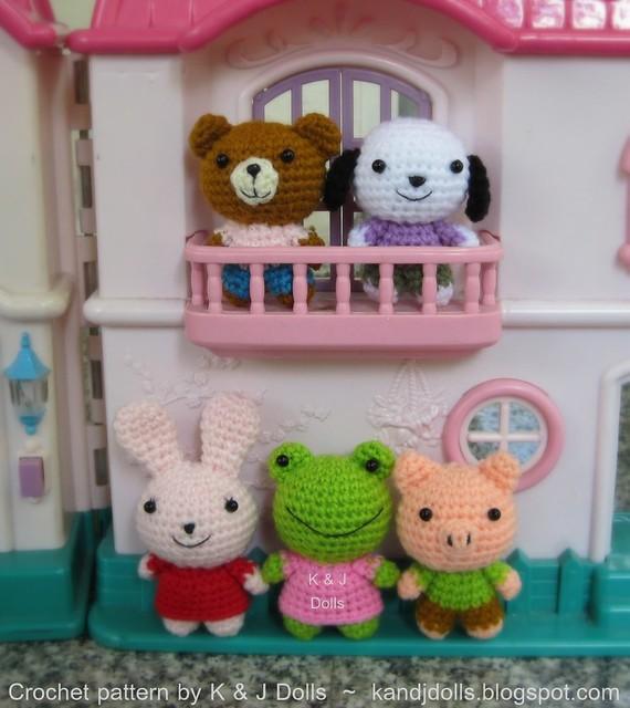 Category: Amigurumi Crochet Patterns - AllFreeCrochet.com - Free