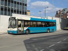 MK52 XNO at Shudehill, Manchester