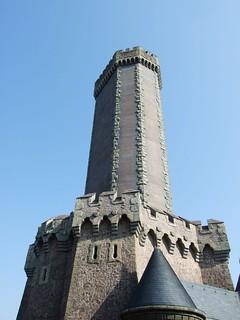 Изображение на Mystery Castle. castle mystery drop bungee phantasialand