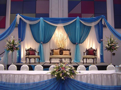 Wedding decoration themes 2009 wedding decorations ideas for Wedding decoration images