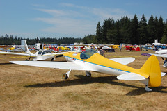 model aircraft(0.0), adventure(0.0), glider(0.0), flight(0.0), toy(0.0), monoplane(1.0), aerobatics(1.0), aviation(1.0), airplane(1.0), wing(1.0), vehicle(1.0), air sports(1.0), light aircraft(1.0), radio-controlled aircraft(1.0), gliding(1.0), general aviation(1.0), motor glider(1.0), ultralight aviation(1.0),