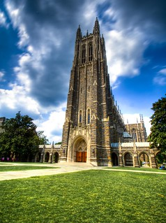 chapel at duke